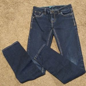 NWOT Youth Girls Levis Skinny Jeans sz 8 Reg